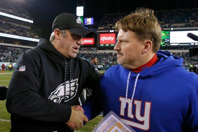 New York Giants Game Notes: Week 3 At Philadelphia Eagles