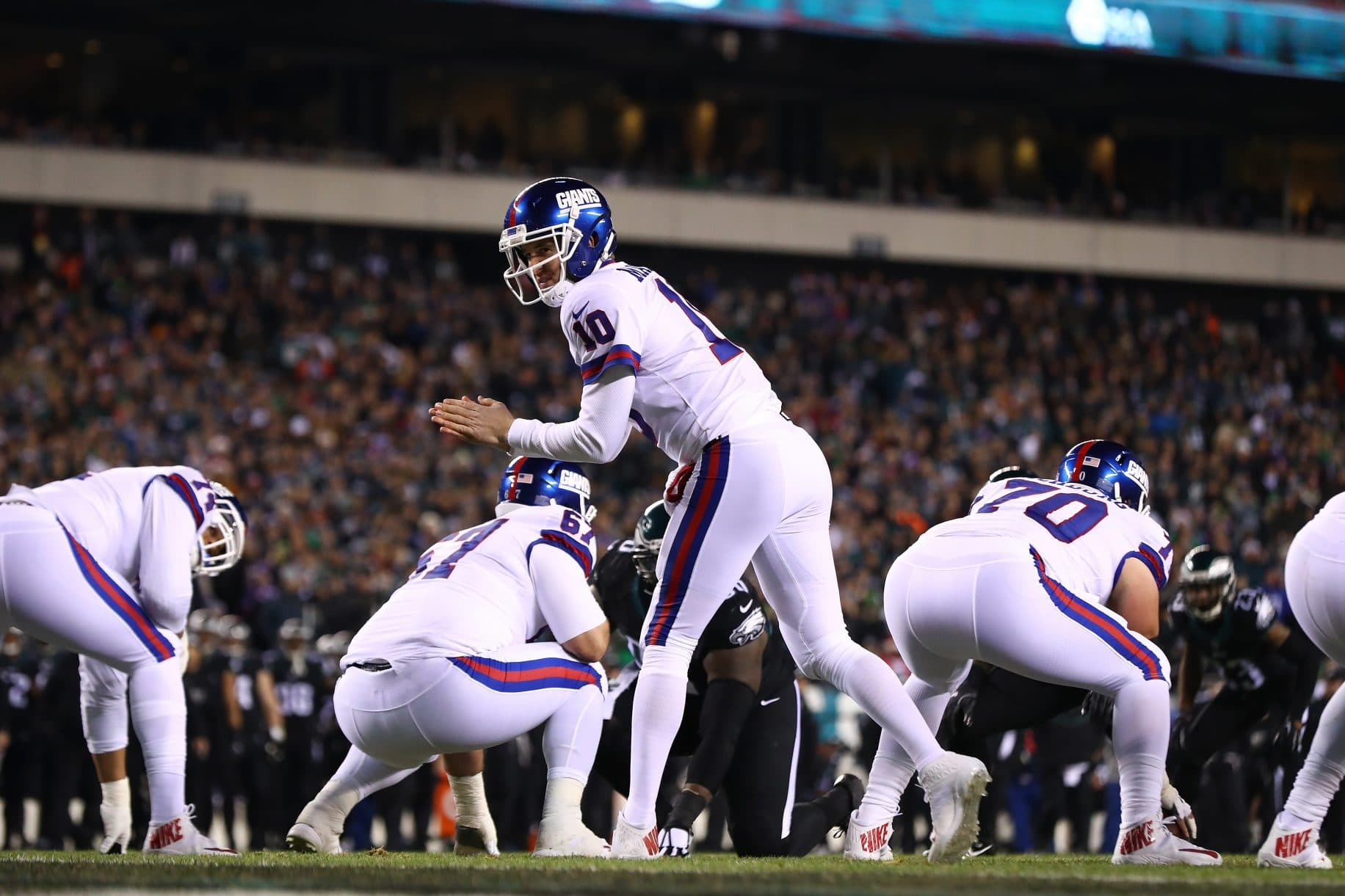New York Giants @ Philadelphia Eagles: Jints Desperate in City of Brotherly Love 1