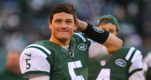 New York Jets: Christian Hackenberg Is Surgically Attached To Bench 4