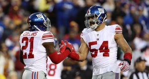 New York Giants Big Blue Bylines, 9/30/17: OBJ Fined, Goodson & Vernon Ready to Go