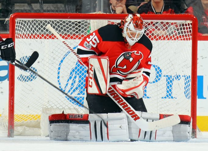New Jersey Devils Holding Tryouts For Emergency Goalie