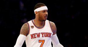 Carmelo Anthony Writes Goodbye Letter to New York
