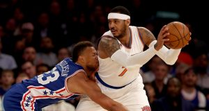 Knicks' Carmelo Anthony Willing to Accept a Trade to Cavs (Report)
