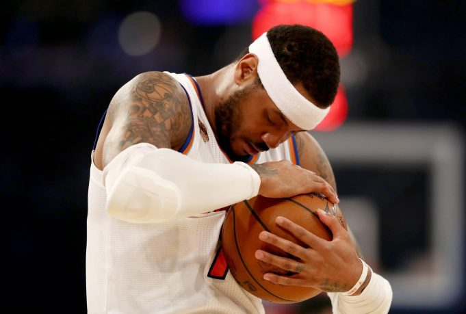 New York Knicks News Mix, 9/28/17: Carmelo Anthony Believed Rockets Deal Was Done