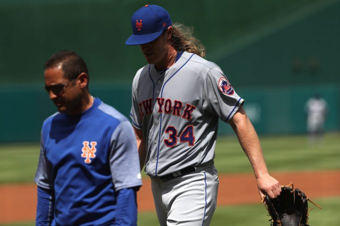 New York Mets: Noah Syndergaard Will Pitch One Inning Saturday 2
