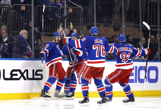 New York Rangers Blueshirt Beat, 9/19/17: Game Day Lines and News 2