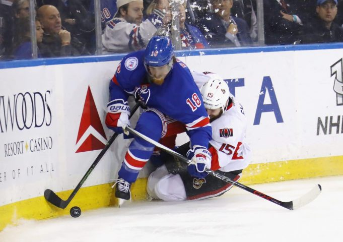 New York Rangers: Who Could Be The Odd Man Out On Defense? 1