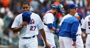 New York Mets: Time to hit the Panic Button on Jeurys Familia
