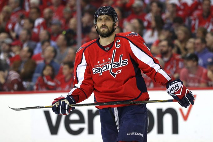 Alex Ovechkin Releases Statement On Winter Olympics
