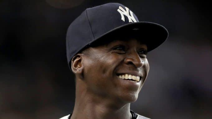 New York Yankees, Didi Gregorius, Derek Jeter