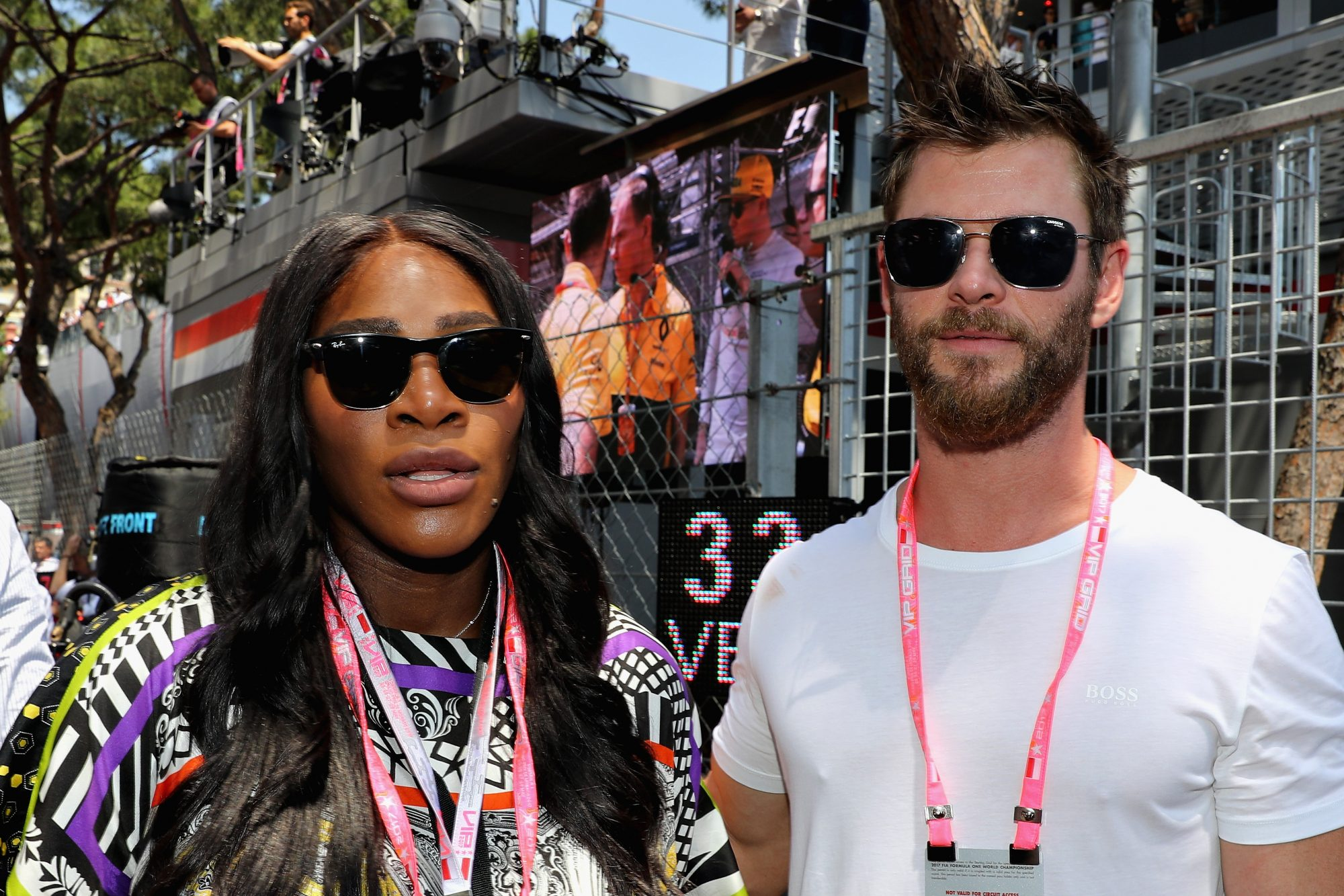 Serena Williams Introduces Baby Daughter Alexis To The World (Video)