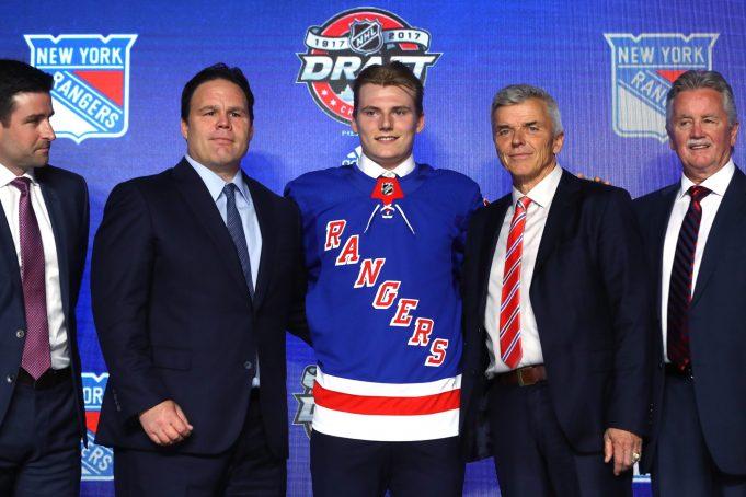 New York Rangers Blueshirt Beat 9/22/17: Will 3 Rookies Make The Team? 2