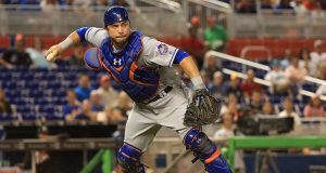 New York Mets: Tomas Nido's Promotion Is Bad News For Travis d'Arnaud