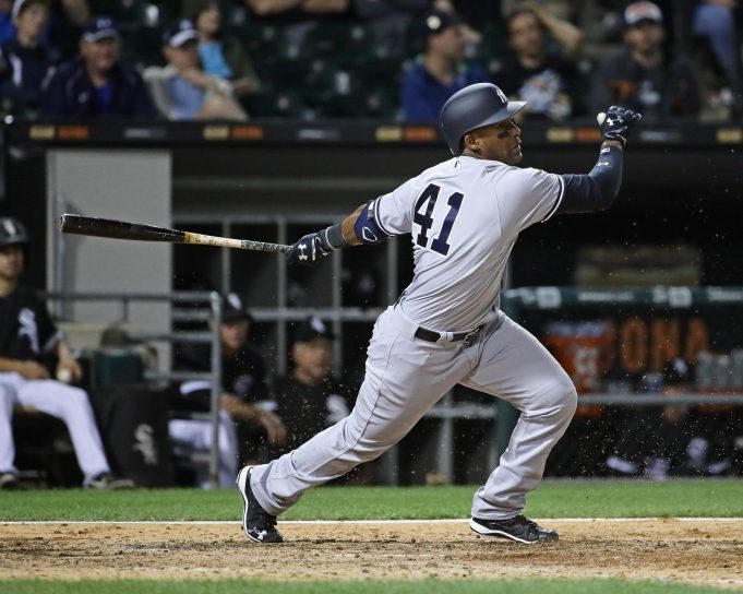 New York Yankees Expect Miguel Andujar To Join Team (Report)