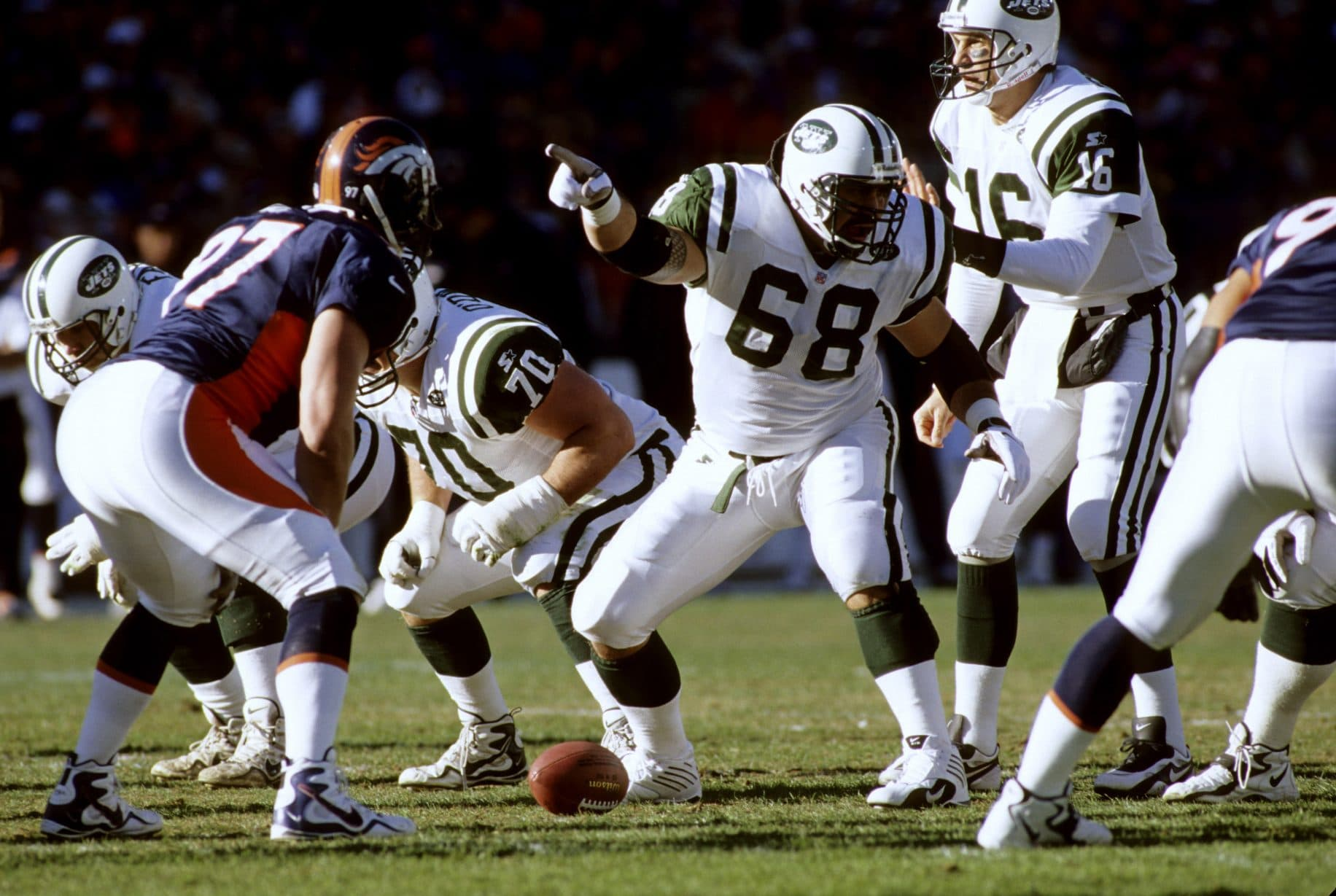 New York Jets Gang Green News, 9/30/17: Kevin Mawae Joins the Ring