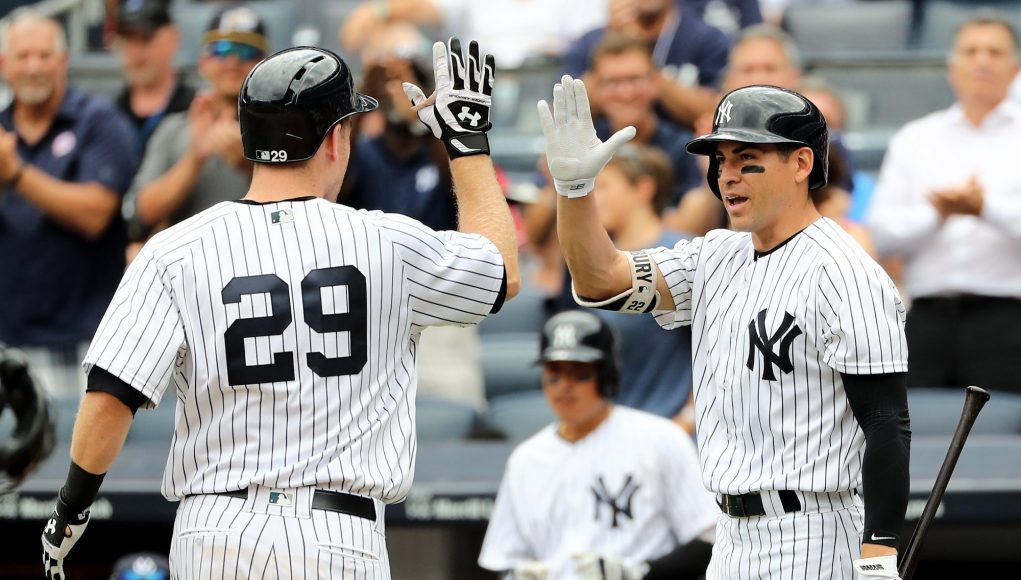 Pair Of Veterans Playing Key Role In New York Yankees Push For Playoffs