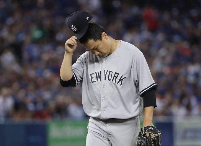 Tanaka Surrenders Three Homers In New York Yankees Blowout Loss (Highlights)