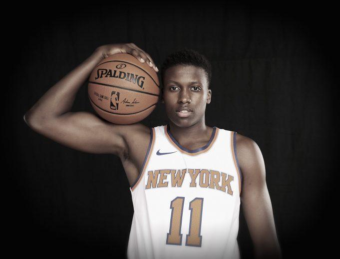New York Knicks: Frank Ntilikina Talks Style of Play, Fan Expectations