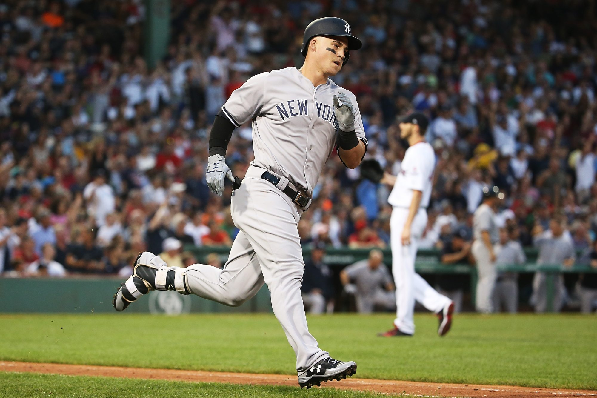 Tyler Austin New York Yankees