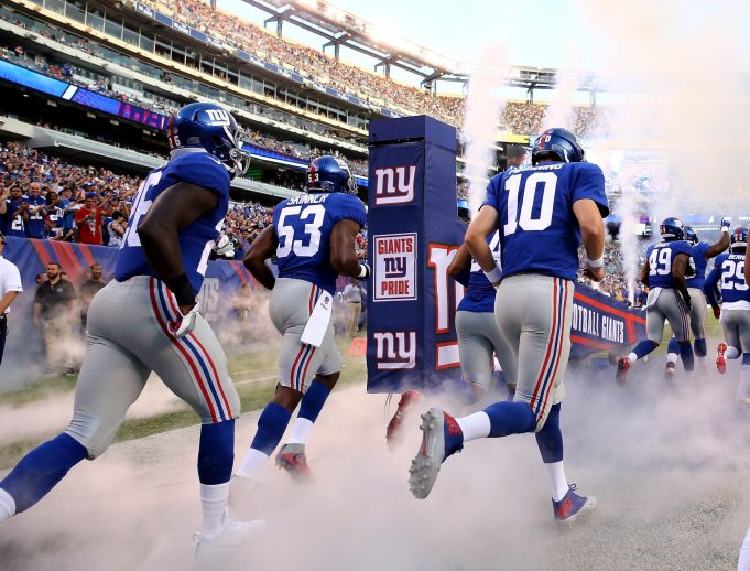 New York Giants: 2017 All-Preseason Team 1