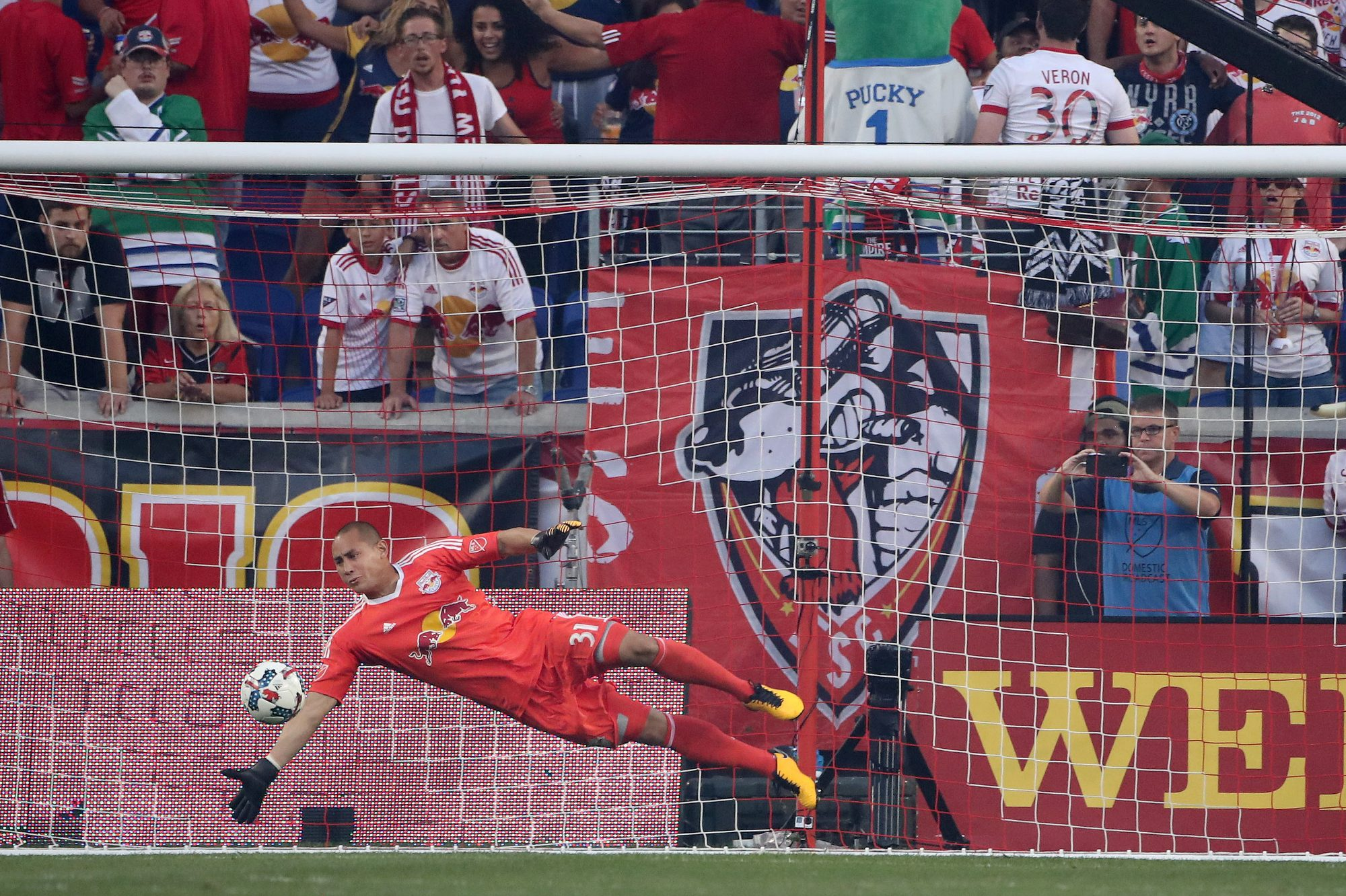 The New York Red Bulls Are Ready For a Busy Week, Trophy Opportunity