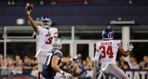 New York Giants QB Geno Smith Rips Craig Carton On Twitter