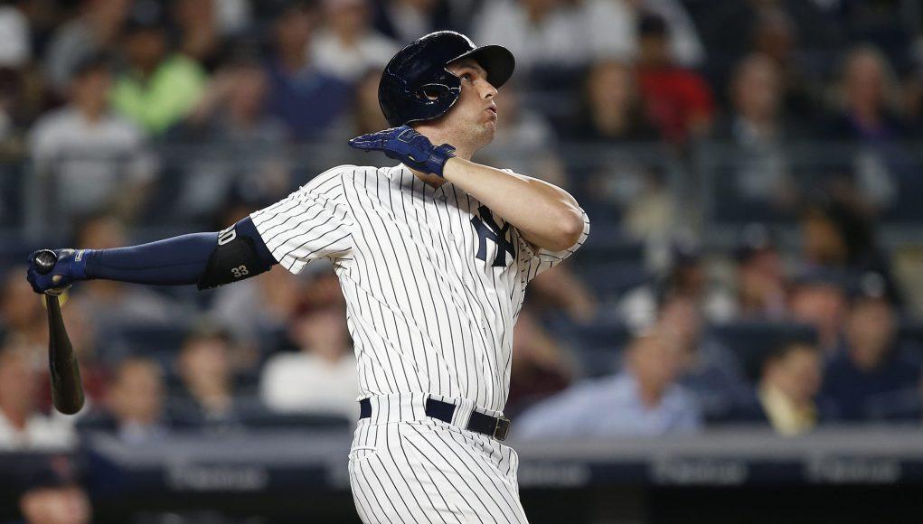 Greg Bird, New York Yankees, MLB