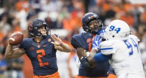 Syracuse Football: Orange Crush Central Connecticut 50-7 In Season Opening Blowout (Highlights)