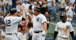 Tanaka, Holliday Lift New York Yankees Over Red Sox, 5-1 (Highlights)