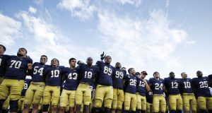 College Football Week 2 Preview: Notre Dame, Georgia Clash at South Bend 8