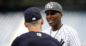 New York Knicks News Mix, 9/16/17: Frank Ntilikina Models New Jerseys