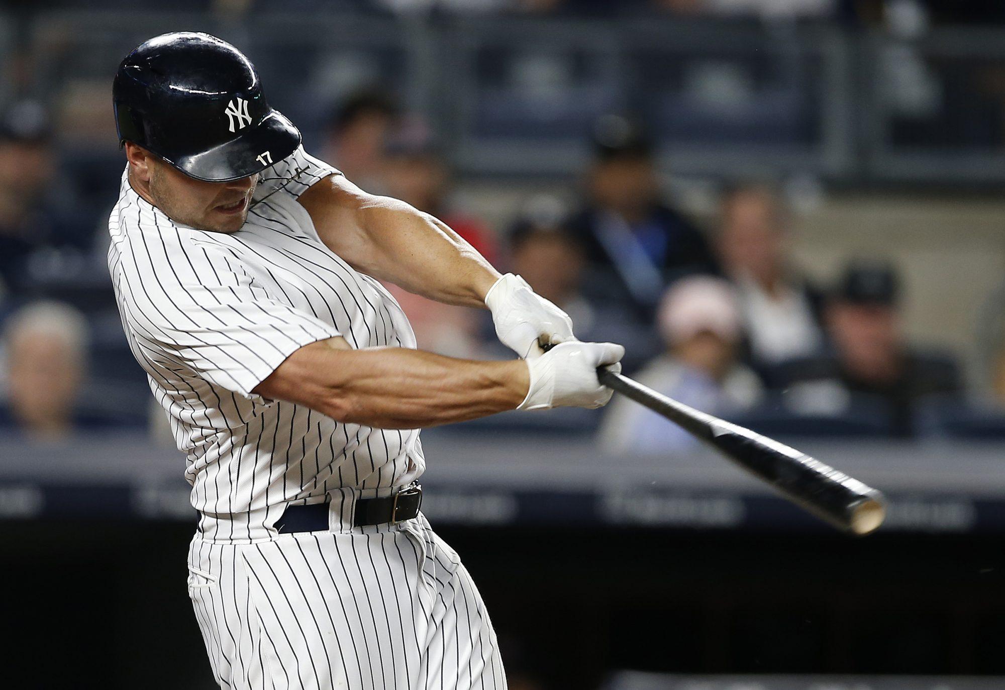 Matt Holliday New York Yankees