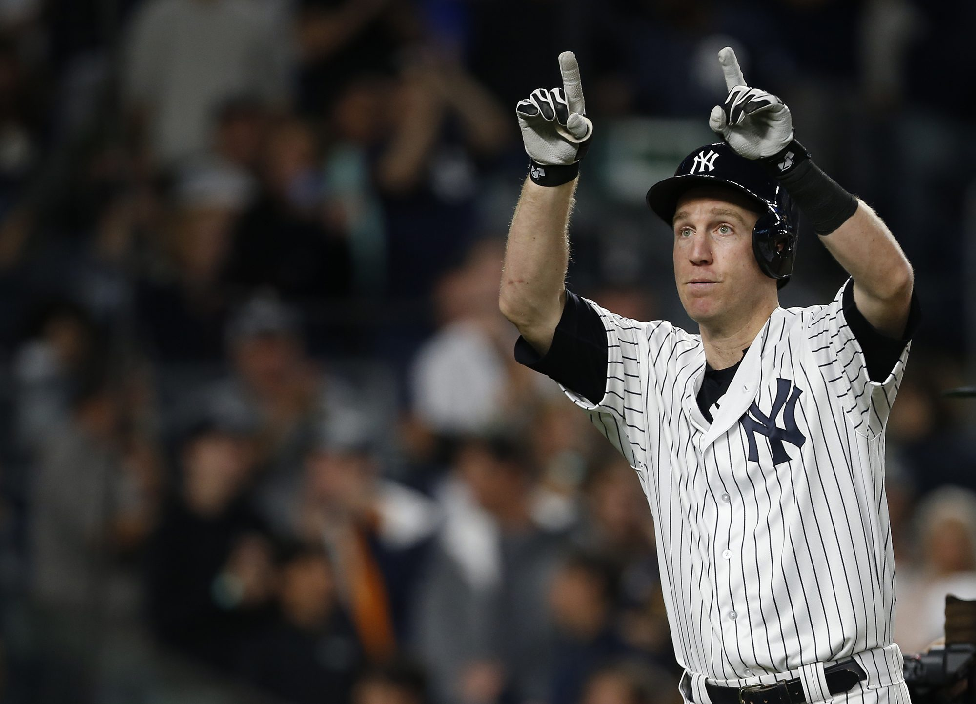 Todd Frazier New York Yankees