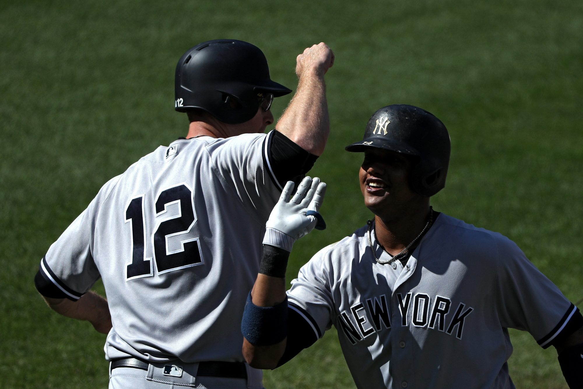 Starlin Castro Leads New York Yankees To Series-Opening Win Over O's