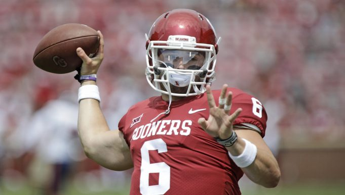 NFL Two-Round Mock Draft: Quarterbacks Early and Often