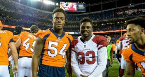 Wrong Identity, Again as Denver's Brandon Marshall Trolls New York Giants Fans