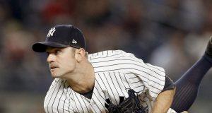 David Robertson New York Yankees