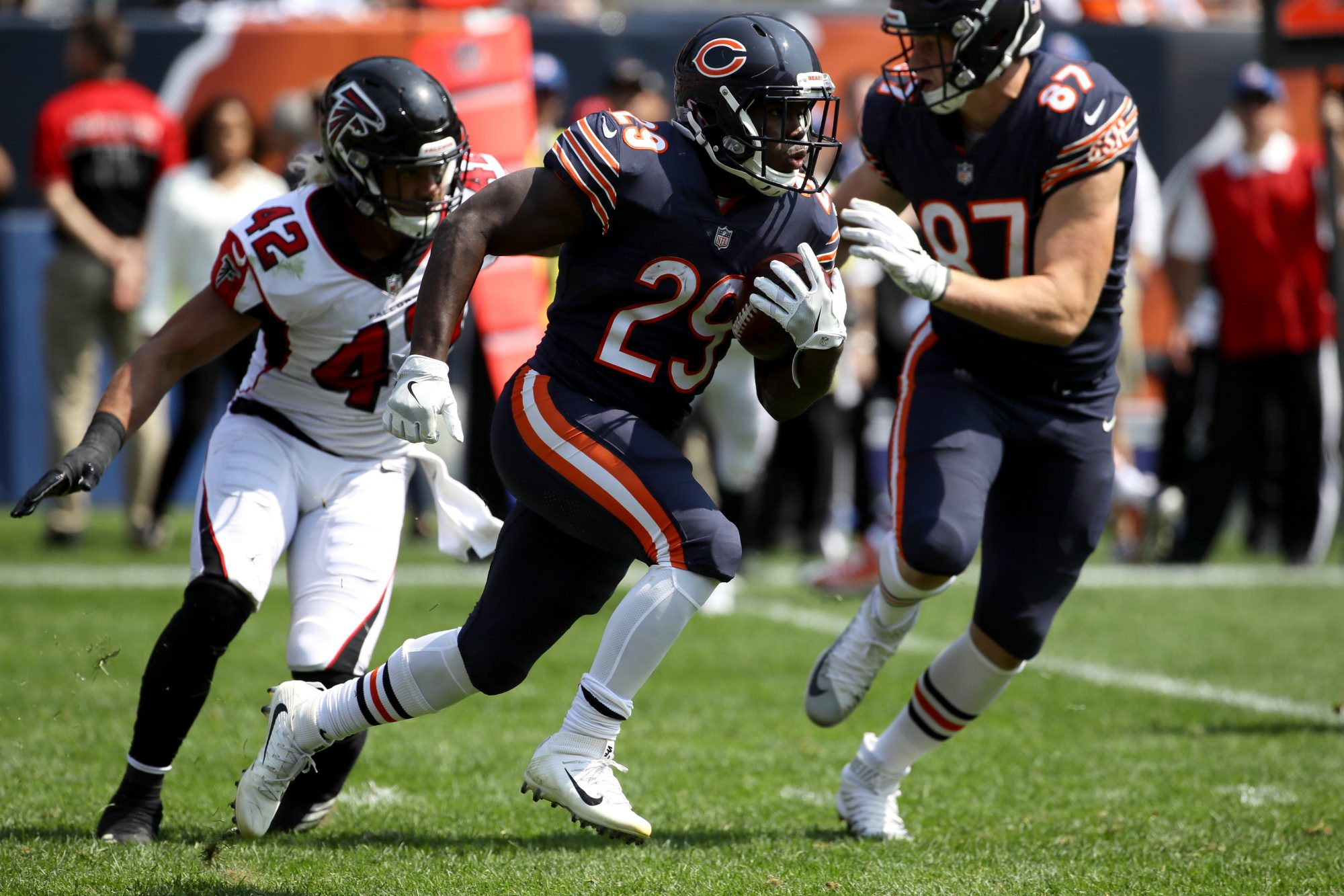 Fantasy Football: Waiver Wire Pickups After Week 1 4