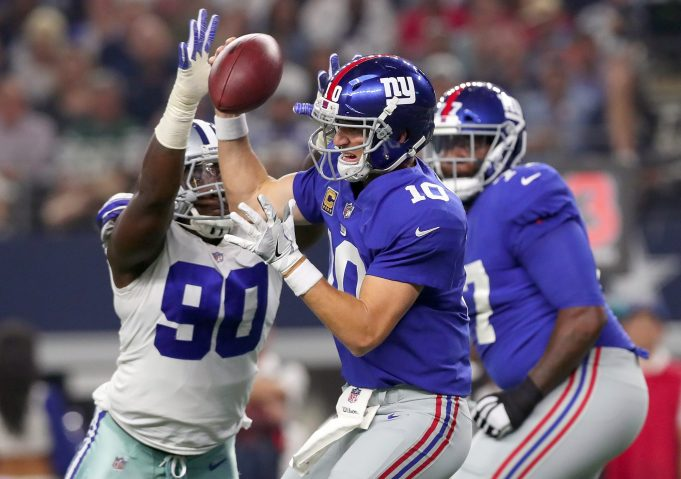 New York Giants: Offensive Line's Woes Could Ruin 2017 Season 2