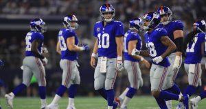 New York Giants Offense Has Hit Rock Bottom 7