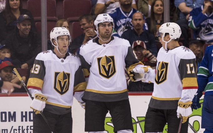 NHL: Las Vegas Golden Knights Continue To Own Twitter