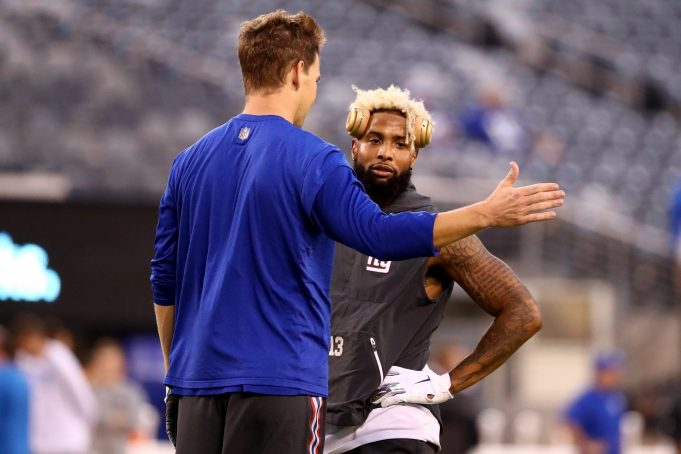 New York Giants Week 2 Game Notes: Detroit Lions on 'Monday Night Football'
