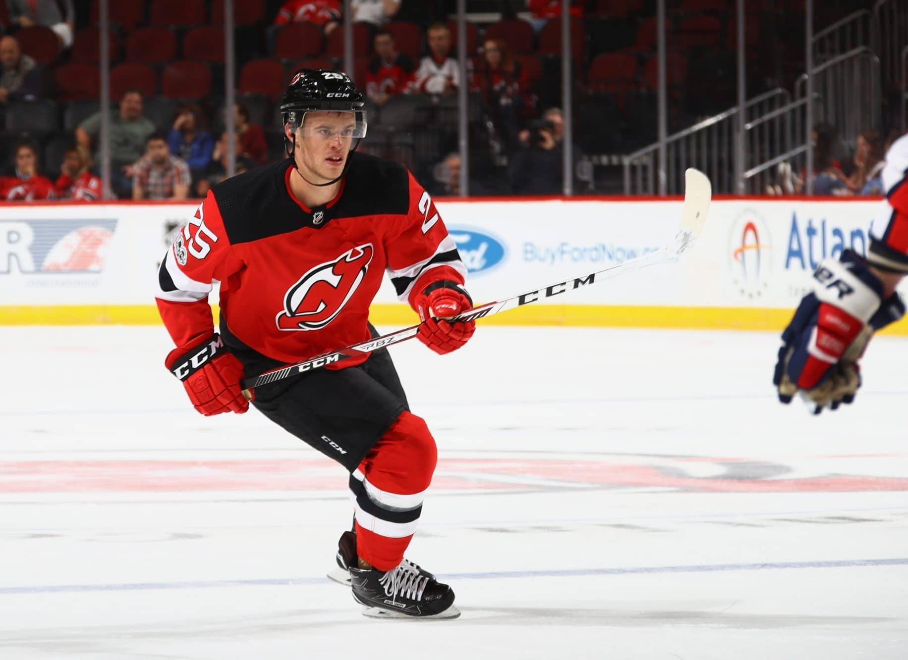 Mirco Mueller New Jersey Devils