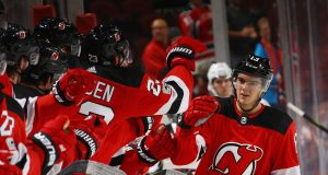 New Jersey Devils Young Stud Nico Hischier Nets First NHL Preseason Goal (Video)
