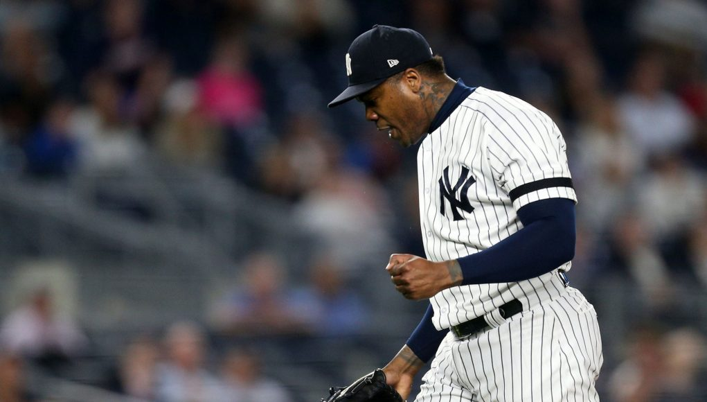 The New York Yankees' Biggest Intimidation Factor Is Back