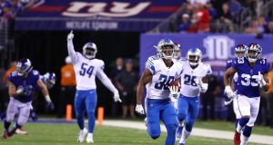 New York Giants 10, Detroit Lions 24: First Rounders Busting Everywhere (Highlights)