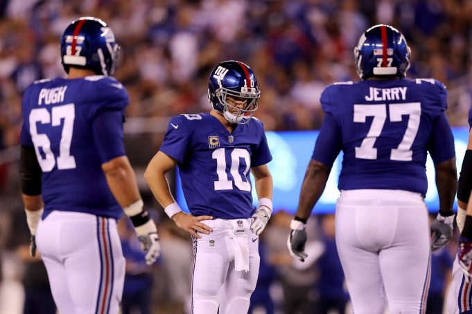 New York Giants Struggling Offense Is Wasting One Nasty Dominant Defense 1
