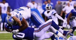 National Lampoon; MNF Debacle Shows Giants Have More Problems Than Just O-Line 1