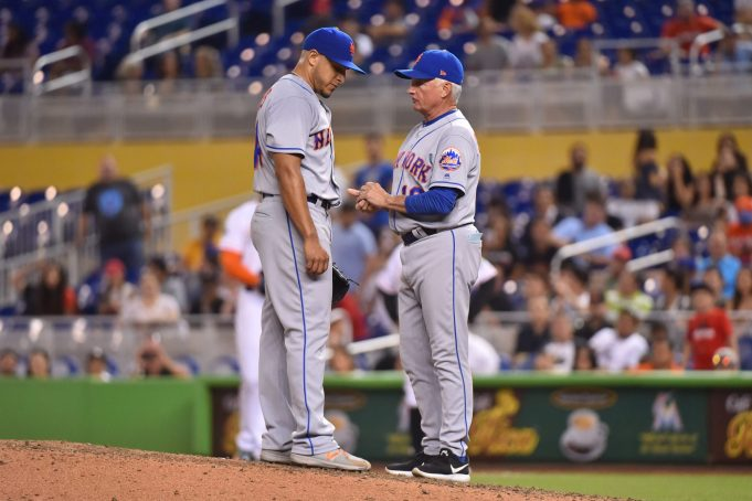 New York Mets Expect Manager Terry Collins to Retire (Report)