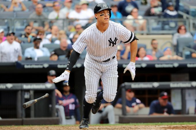 The New York Yankees Smash The Minnesota Twins in Statement Sweep